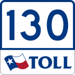 Texas Toll Road 130