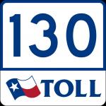 Texas Toll Road 130