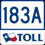 Texas Toll Road 183A