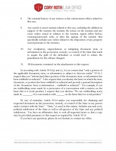 Request for Criminal Discovery in Texas _Page_2