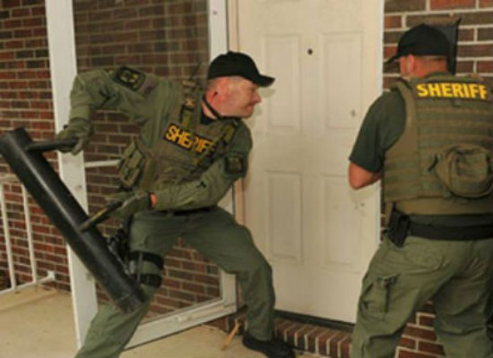 Warrants: Can Police Kick in My Door?