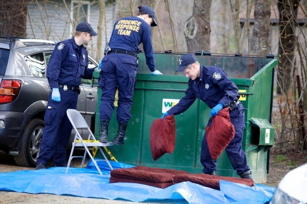 Can Police Search Through Your Trash?
