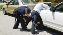 When Can Police Frisk You in Texas?