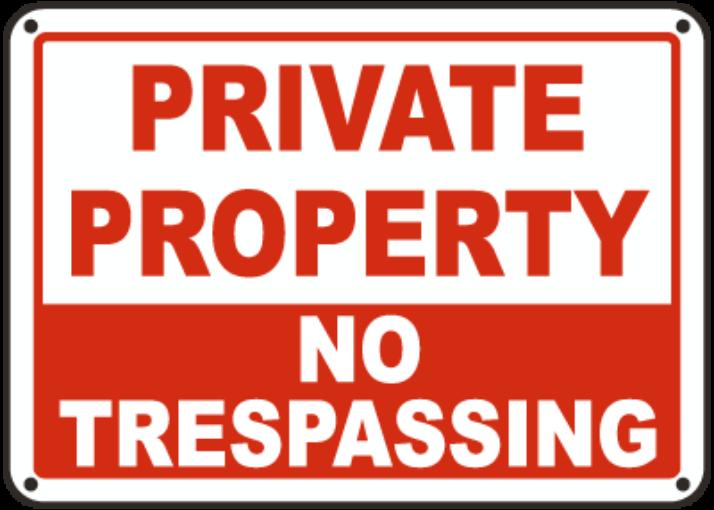 Criminal Trespass in Texas